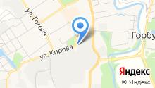 ГОРОДСКОЙ ЮРИСТ на карте