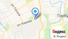 ОРЛАН на карте
