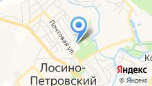 Петровский Квартал на карте