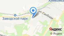 Новомосковск-ремстройсервис на карте