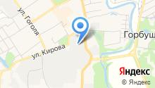 Экопренторг на карте
