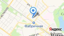 Дворец культуры им. В.В. Воровского на карте