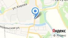 Шиномонтаж у Михалыча на карте
