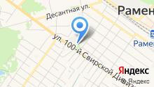 Техкомсервис на карте