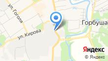 Центр ковки на карте