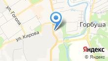 АЗС Nova Petroleum на карте