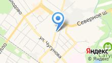 Aeromag-Ramenskoe на карте
