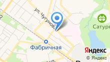 Нотариус Аксёнова А.А. на карте