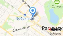 Студия Олега Ахапкина на карте