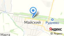 ФМ студия на карте