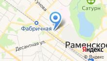 Рейма на карте