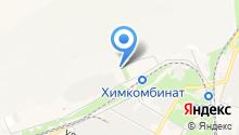 Магазин продуктов на ул. Связи на карте
