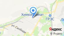 АТП-11, ЗАО на карте