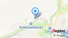 Агроцентр ЕвроХим-Новомосковск на карте