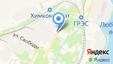 Омега-сервис на карте
