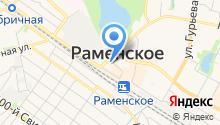 Раменское Информагентство на карте