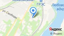 Магазин бытовой химии и хозяйственных товаров на карте