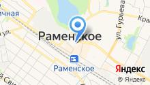 Общественная палата на карте
