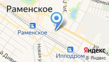 Кухни Белоруссии на карте