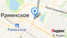 Адвокат Ефременков А.И. на карте