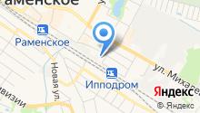 Мосэнергосбыт, ПАО на карте