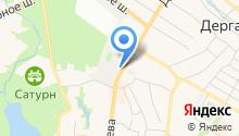 Раменское приборостроительное конструкторское бюро на карте