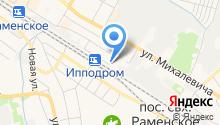 47 км на карте