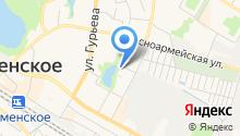 Миавто на карте
