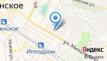 Раменский приборостроительный завод на карте