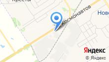 Автоскат на карте