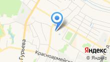 ЮИТ-Сервис на карте