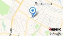 Пенькофф на карте