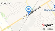 КИА центр на Рязанской на карте