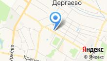 Совёнок на карте