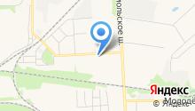 Магазин посуды на Рудничной на карте
