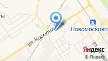Общественная приемная депутата Шатрова Д.С. на карте