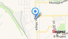 Дом культуры железнодорожников, МБУК на карте