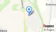 Брандмауэр на карте