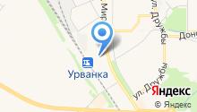 Новомосковский военизированный горноспасательный взвод на карте
