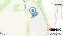 Проктер энд Гэмбл-Новомосковск на карте