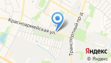 Ремис на карте