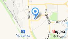 Афродита, ЗАО на карте