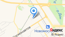 НовомосковскГазДеталь на карте