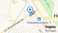 Веселая ХБшка на карте