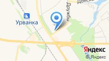 Магазин детской и женской одежды на карте