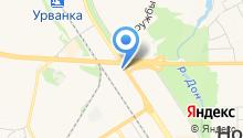 МАКС, ЗАО на карте