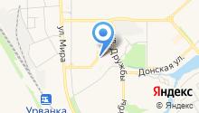 Н-Телеком на карте
