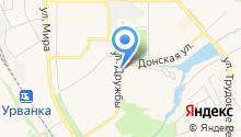 Прокачка на карте