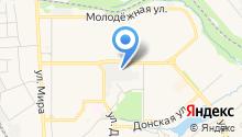 Кондитерская фабрика Тихий Дон на карте