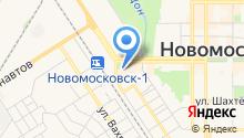 IP Цифровая точка на карте